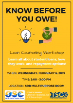 Learn all about student loans, how they work, and repayment options!
