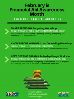 TSC & OSC FINANCIAL AID SERIES